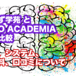 みすず学苑の評判とHIRO ACADEMIA早稲田校舎の徹底比較|評判、システム、授業料について